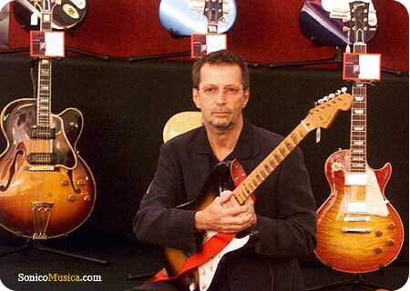 Eric Clapton Career May End, Peripheral Neuropathy