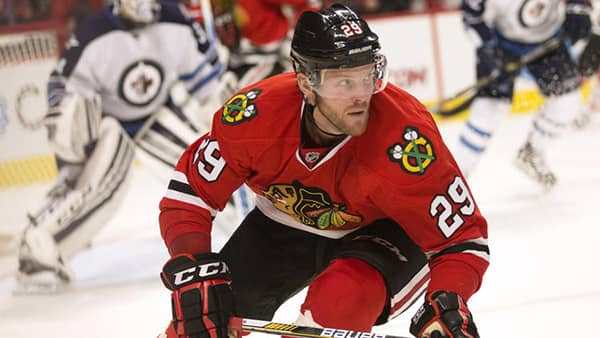 NHL Star Bryan Bickell Diagnosed with MS