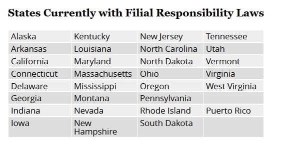 Filial Laws Might Prompt LTC Planning | McCann