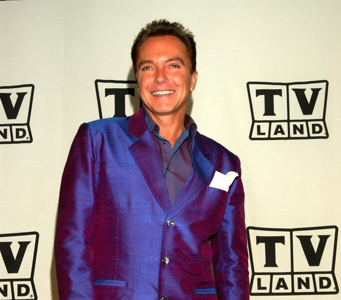 David Cassidy Reveals He is Suffering from Dementia