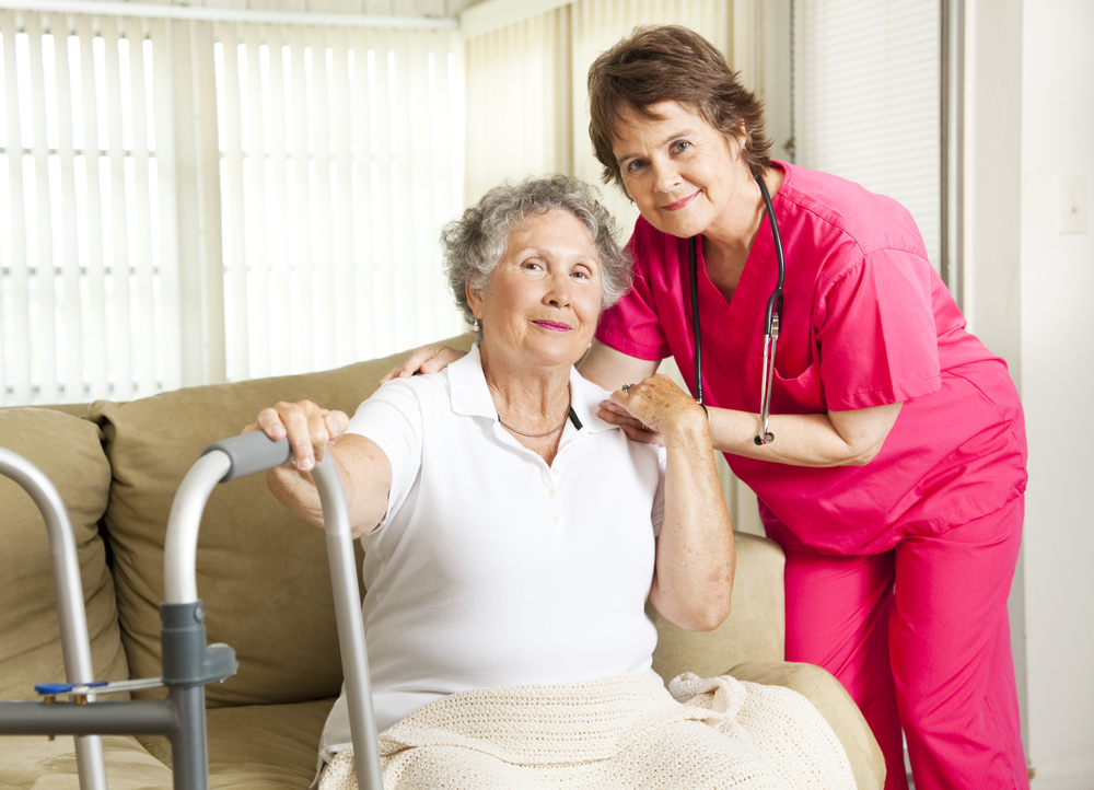 People with long-term care insurance are receiving a majority of their benefits outside a nursing home according to a new study from the American Association for Long Term Care Insurance.
