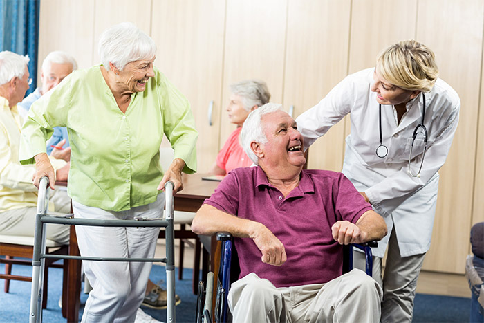 When people think long-term care many think about nursing homes. While most long-term care is provided outside a nursing home, these facilities are costly. Advance planning is essential.