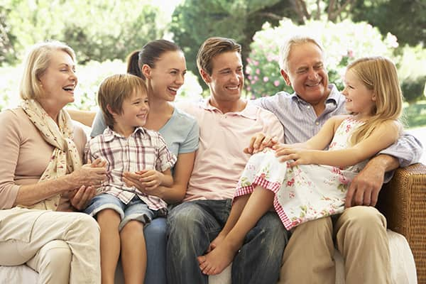"""The """"sandwich generation"""" are people caught between taking care of their own children while taking care of parents who need extended care. This is more common than ever before."""