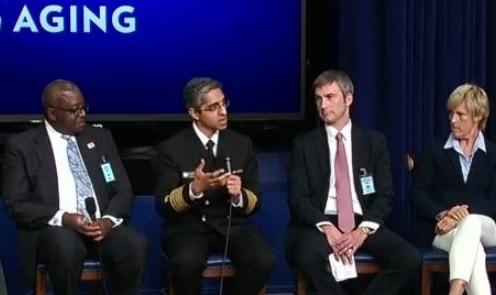 """Surgeon General: """"All of us are aging ... to be clear"""" Planning Becomes Key"""