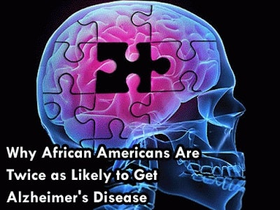 Alzheimer's may affect the brain differently in African Americans than Euro