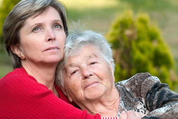 Challenges: Adult Children Caring for Aging Parent