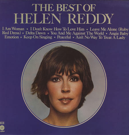 REPORT: Helen Reddy Diagnosed with Dementia