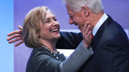 Bill and Hillary Clinton might be paying too much in taxes. One thing they could do is deduct their LTC insurance. Bill helped make LTC premiums deductible and Hillary in the past has supported LTC insurance tax credits.