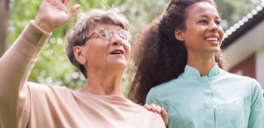 Caring for Family Member with Alzheimer's Requires Self-Care First