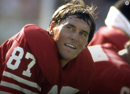 NFL Dwight Clark, Suffering from ALS, Dead at Age 61
