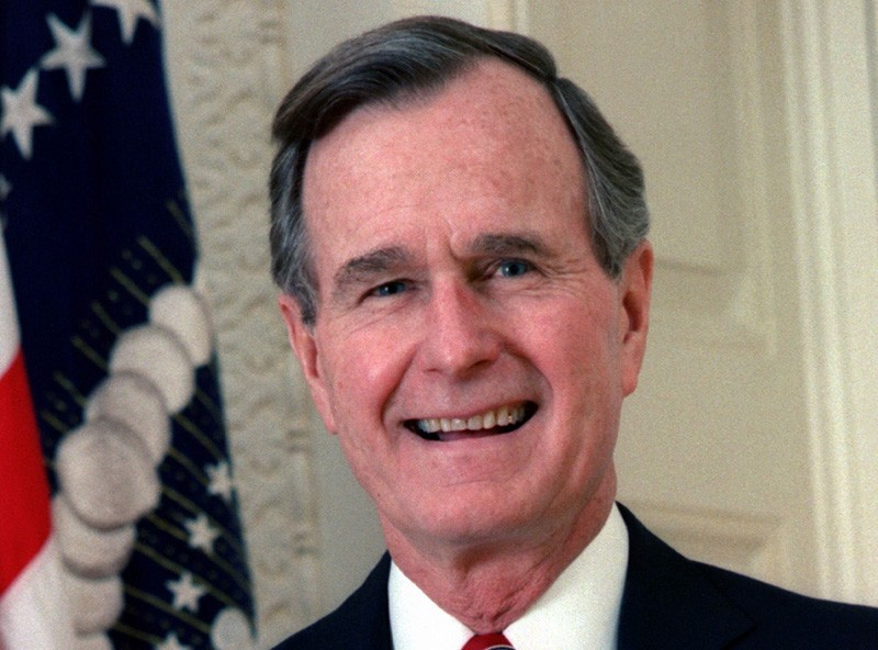 George H.W. Bush, the 41st President, Dies at Age 94