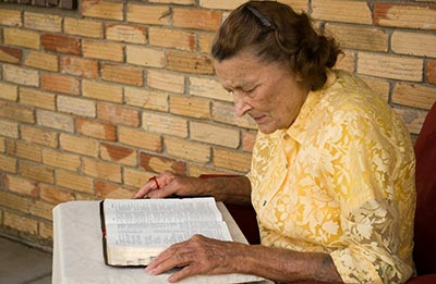 If you have a loved one that is in a long-term care facility, addressing their spiritual needs may be very important for them, as well as for you. Many facilities have spiritual/religious services available.