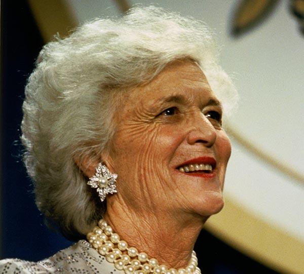 Barbara Bush's Death Highlights End-Of-Life Care