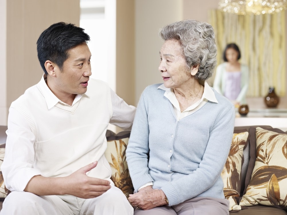 Coping with Sadness, Guilt after Nursing Home Placement