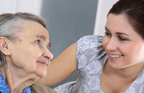 How to Find the Best Caregiver for Mom or Dad