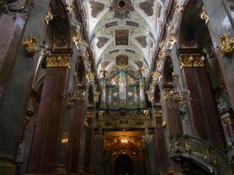 Image result for inside the cathedral black madonna of czestochowa